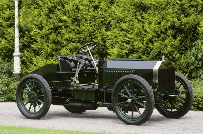 Napier Gordon Bennett 1903
