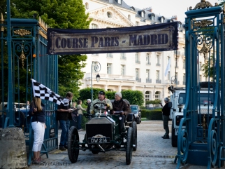 2014 Paris-Madrid Rally