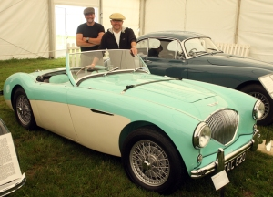 john and car