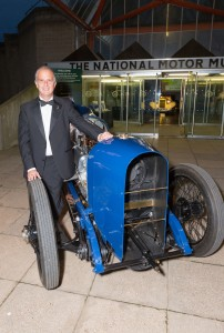 Beaulieu 100 Dinner at The National Motor Museum, Beaulieu - Don Wales