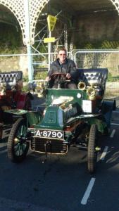 veteran car run 3