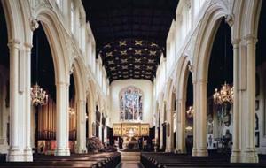 St Margarets Church Westminster