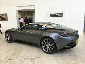 Aston Martin Visit