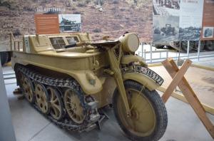 Tank Museum Visit