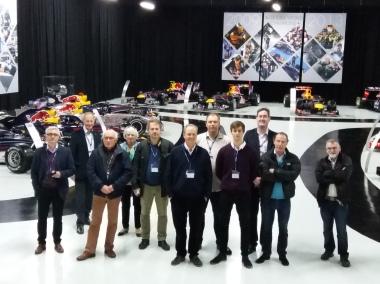 Aston Martin Red Bull Racing Factory Tour And Simply Aston Martin Beaulieu One Hundred